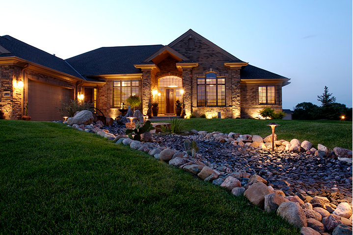 Grace custom homes omaha nebraska for Midwest home builders