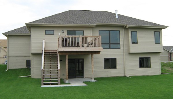 Trademark homes omaha model